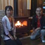 ⑤A様ご夫妻と『ヘラルド14』で記念写真を撮らせていただきました!